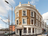 Self-Contained Period Offices Virtual Freehold For Sale, 1,979 sq ft (GIA 183.9 sq m), The Bramley Arms, 1 Bramley Road, Frestonia, Notting Dale, London, W10