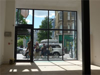 Refurbished Shop & Basement to Let, 1,173 sq ft (109 sq m), 102 Ladbroke Grove, Notting Hill, London, W11