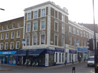 Self-Contained Offices To Let, 2,500 sq ft (232 sq m), 192-196 Campden Hill Road, Notting Hill, London, W11