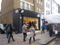 Shop to Let, Ground Floor, 204 Portobello Road, Notting Hill, London, W11