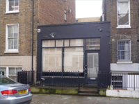 Shop & Basement to Let, Notting Hill, London W11